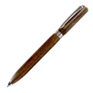 高級 ボールペン 名入れ フィオレンティーナ ルーチェ ウォルナット ボールペン 2本セット BD07-02|nomado1230