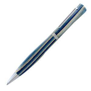 高級 ボールペン 名入れ フィオレンティーナ パラチオ スカイウッド ボールペン 2本セット BPL-20|nomado1230
