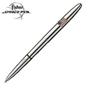 高級 ボールペン 名入れ フィッシャー ブレット ボールペン アメリカンフラッグ AF-600|nomado1230