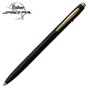 高級 ボールペン 名入れ フィッシャー アストロノート ボールペン ブラック CH-4B|nomado1230