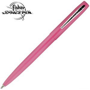 高級 ボールペン 名入れ フィッシャー キャップアクション M4シリーズ スペースペン ピンク M4PKCT|nomado1230