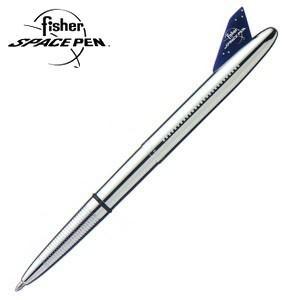 高級 ボールペン 名入れ フィッシャー エアプレーンペン ボールペン クローム 400AL|nomado1230
