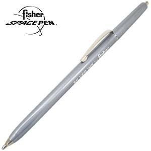 高級 ボールペン フィッシャー オフィスペン シリーズ ロングペン 12本入 シルバー R80SL|nomado1230