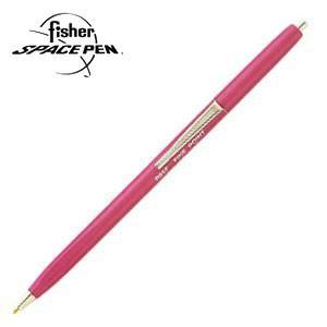 高級 ボールペン フィッシャー オフィスペン シリーズ ロングペン 12本入 ピンク R85F|nomado1230