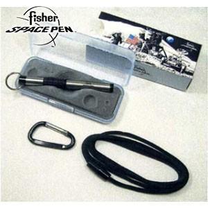 高級 ボールペン 名入れ フィッシャー トレッカー ボールペン クローム×ブラック S-725|nomado1230