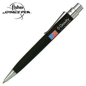 高級 ボールペン 名入れ フィッシャー アストロノート ゼロ グラビティ ペン ボールペン マットブラック ZG|nomado1230