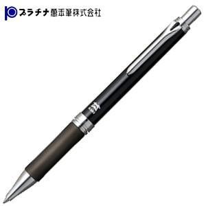 高級 ボールペン プラチナ万年筆 オ・レーヌ ボールペン ブラック BOL10001|nomado1230