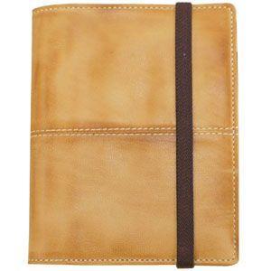 ブリットハウス THEME トスタレザーコレクション A6サイズ ブラウン 手帳カバー TTH-1110BR|nomado1230