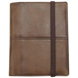 ブリットハウス THEME トスタレザーコレクション A6サイズ ダークブラウン 手帳カバー TTH-1110DB|nomado1230