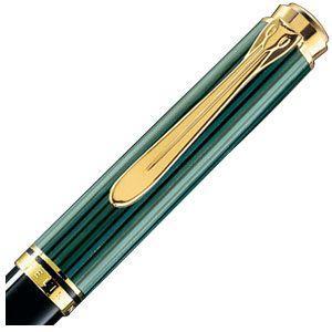 シャーペン 高級 名入れ ペリカン スーベレーン D300 ペンシル 緑縞 D300GR nomado1230 02
