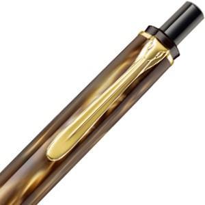 高級 ボールペン 名入れ ペリカン 予約受付中 クラシック K200 マーブルブラウン ボールペン K200 MBRW|nomado1230|03