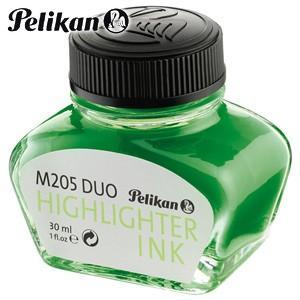 ■ペリカン  ボトルインク カラー系統:緑(みどり)、グリーン  ■本体色種類:シャイニーグリーン、...