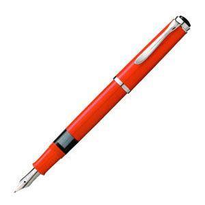 ペリカン トラディショナル クラシック M205シリーズ 万年筆 (アカ) M205 RD|nomado1230