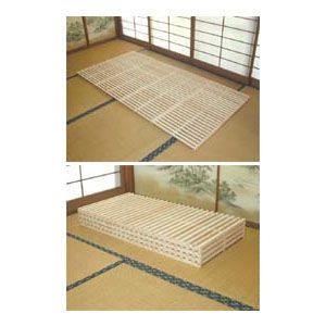 木製 武周木工 格子ベッド No. 1|nomado1230|03
