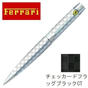 フェラーリ フェラーリ300 ボールペン チェッカードフラッグブラックCT FE2951851|nomado1230
