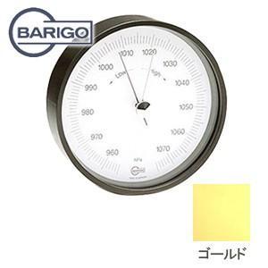 バリゴ(BARIGO) 気圧計 ゴールド BG 116|nomado1230