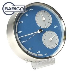 インテリア バリゴ(BALIGO) 温湿気圧計 シルバー BG 331|nomado1230