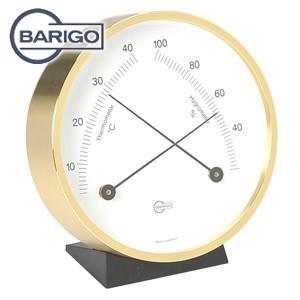 インテリア バリゴ(BALIGO) 温湿計 ゴールド BG 916|nomado1230