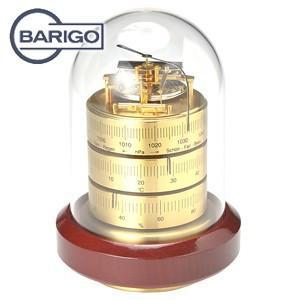 バリゴ (BARIGO) 温湿気圧計 ゴールド