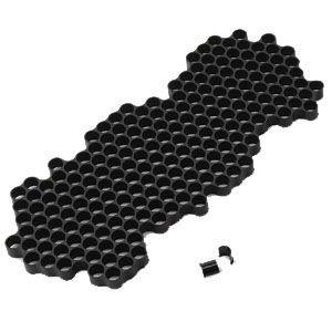 インテリア メタフィス プロルボード ブラック 2セット 23050-BK nomado1230