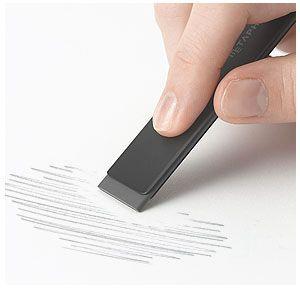 メタフィス gum(ガム) 薄型消しゴム ブラック 15セット 44101-RBK|nomado1230|02