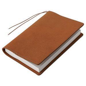 ブックカバー 革 メタフィス セバンズ 文庫用 ブックカバー キャメル 3セット 83013-CA|nomado1230