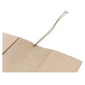 ブックカバー 革 メタフィス セバンズ 文庫用 ブックカバー グレージュ 3セット 83013-GG|nomado1230|04