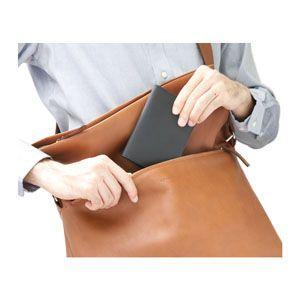 ブックカバー 革 メタフィス セバンズ 文庫用 ブックカバー グレージュ 3セット 83013-GG|nomado1230|06