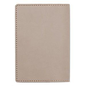 パスポートケース メンズ 革 名入れ メタフィス セバンズ グレージュ パスポートカーバー 3セット 83021-GG|nomado1230