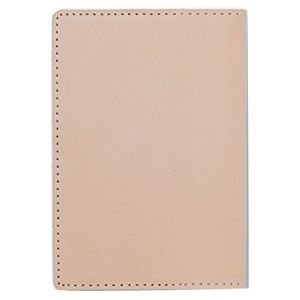 パスポートケース メンズ 革 名入れ メタフィス セバンズ ナチュラル パスポートカーバー 3セット 83021-NA|nomado1230