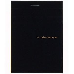 マルマン ニーモシネ×ソメスサドル B7 メモパッドホルダー ブラック HN178LA|nomado1230|04