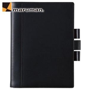 マルマンニーモシネ×ソメスサドル B5 ノートカバー ブラック NC1194A|nomado1230