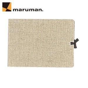 マルマン麻表紙シリーズ 上製本とじ B5サイズ 中性紙 並口タイプ 5冊セット スケッチブック S100|nomado1230