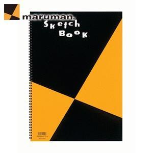 スケッチブック A3 マルマン 図案印刷シリーズ ツインワイヤとじ A3サイズ スケッチブック 5冊セット スケッチブック S115|nomado1230