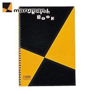 スケッチブック A4 マルマン 図案印刷シリーズ ツインワイヤとじ A4サイズ スケッチブック 10冊セット スケッチブック S131|nomado1230