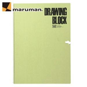 マルマンオリーブシリーズ スパイラルとじ B3サイズ オリーブ 5冊セット スケッチブック S2A|nomado1230