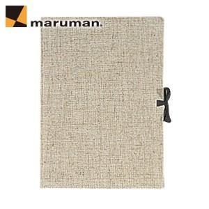 マルマン麻表紙シリーズ 上製本とじ B5 中性紙 並口タイプ 5冊セット スケッチブック S91 nomado1230