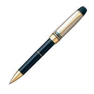 ネームペン 名入れ 三菱鉛筆 Bネーム 印鑑付きダブルペン ネームペン 紺 SHW-3051.40|nomado1230