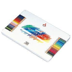 色鉛筆 三菱鉛筆 ユニ アーテレーズカラー 36色入り 色鉛筆 UAC36C nomado1230 02