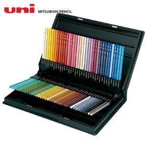三菱鉛筆 長期欠品中入荷未定予約受付中 ユニカラー 72色セット 色鉛筆 UC72C|nomado1230
