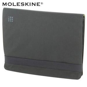 パソコンバッグ モレスキン myCloud 13インチ ラップトップケース ペインズグレー 送料・代引き手数料別 No. 403370|nomado1230
