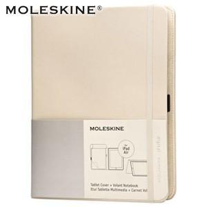 iPad ケース モレスキン iPad Air カバー カーキベージュ No. 403622|nomado1230