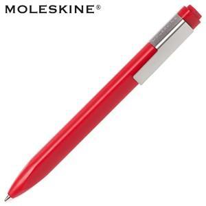高級 ボールペン 名入れ モレスキン クラシック クリックボールペン カーマインレッド No. 851978 nomado1230