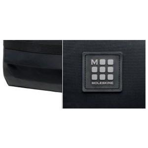 モレスキン IDバッグ リポーターバッグ ブラック No. 854924|nomado1230|03
