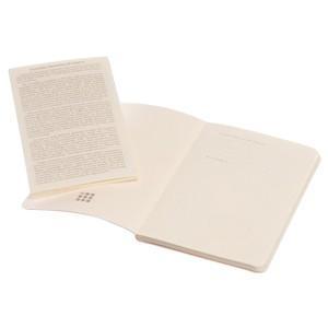 ノート 横罫 モレスキン ヴォラン ポケットサイズ 横罫 ノートブック 2冊セット セージグリーン/シーウィードグリーン No. 890426|nomado1230|04