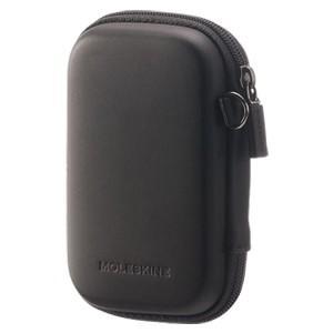 モレスキン ジャーニー XSサイズ ハードポーチ ポーチ ブラック No. 895087|nomado1230|02