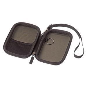 モレスキン ジャーニー XSサイズ ハードポーチ ポーチ ブラック No. 895087|nomado1230|03