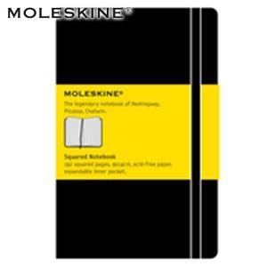 ノート 方眼 モレスキン ノートブック Pocket スクエアード 方眼 ハードカバー 192ページ No. 408870|nomado1230