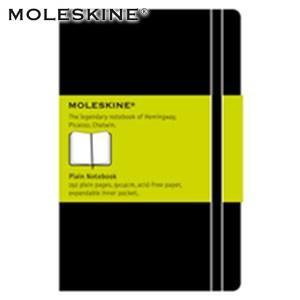 ノート 無地 モレスキン クラシックノートブック Pocket プレーン 無地 ハードカバー ブラック No. 408894|nomado1230