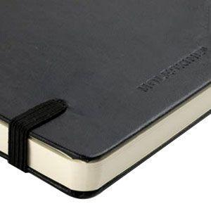 ノート 無地 モレスキン ノートブック リポーター Pocket プレーン 無地 ブラック No. 408931|nomado1230|06